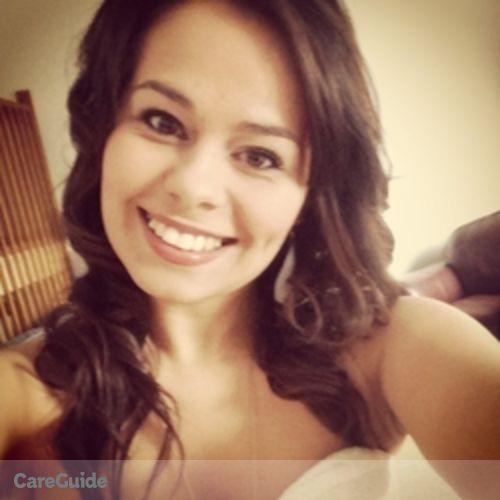 Canadian Nanny Provider Amber's Profile Picture