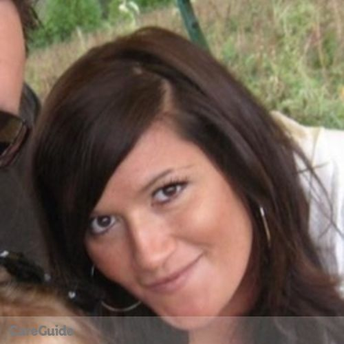 Canadian Nanny Provider Mercedes Matwick's Profile Picture