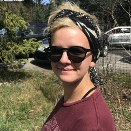 Canadian Nanny Provider Jasmine S's Profile Picture