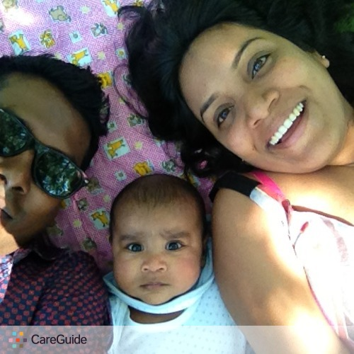 Child Care Job Anish Samuel's Profile Picture
