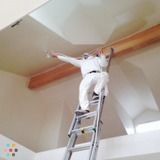 Painter in Arroyo Grande