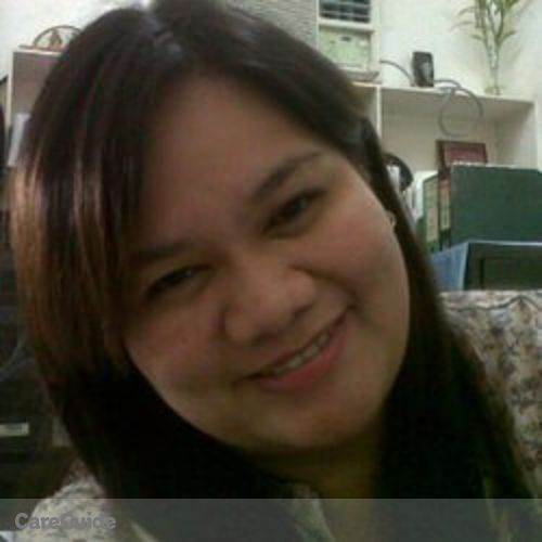 Canadian Nanny Provider Valerie Marie Ortiz's Profile Picture