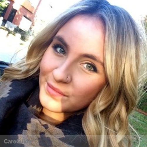 Canadian Nanny Provider Lauren Lysack's Profile Picture