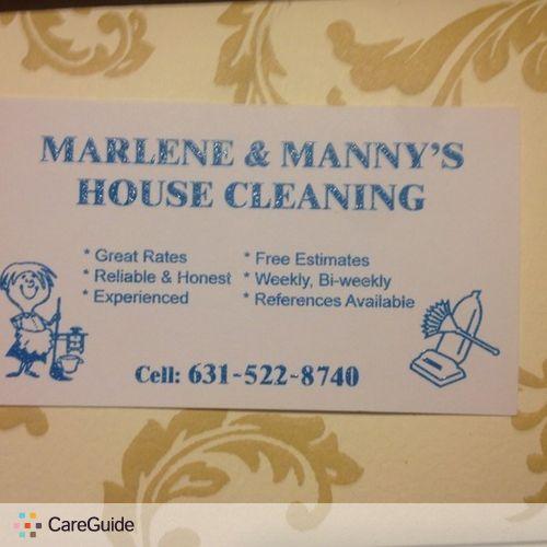 Housekeeper Provider Marlene V's Profile Picture