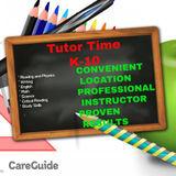 All Subjects K 10 Tutor