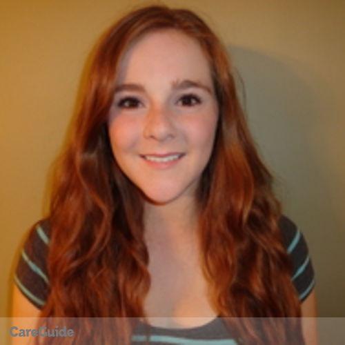 Canadian Nanny Provider Nicole Bonnar's Profile Picture