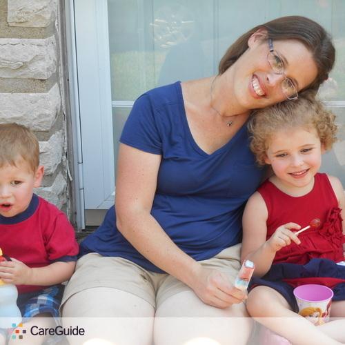 Child Care Provider Jen Stinson's Profile Picture
