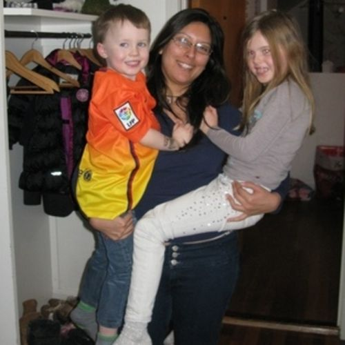 Canadian Nanny Provider Katherine R's Profile Picture