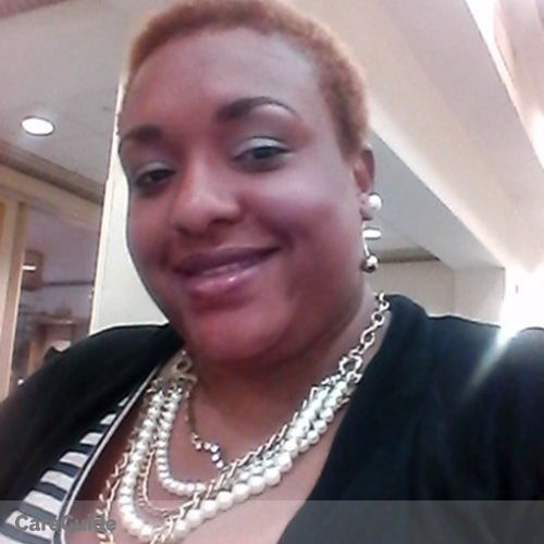 Elder Care Provider Tamara Graham's Profile Picture