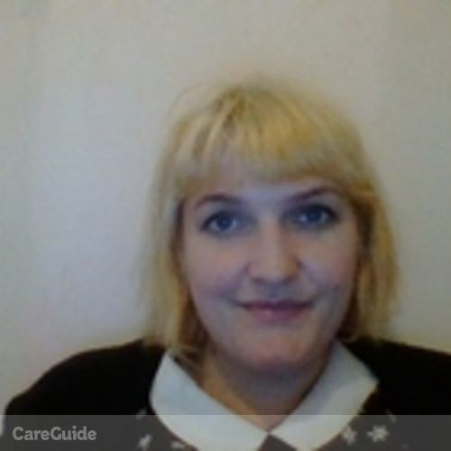 Canadian Nanny Provider Grace B's Profile Picture