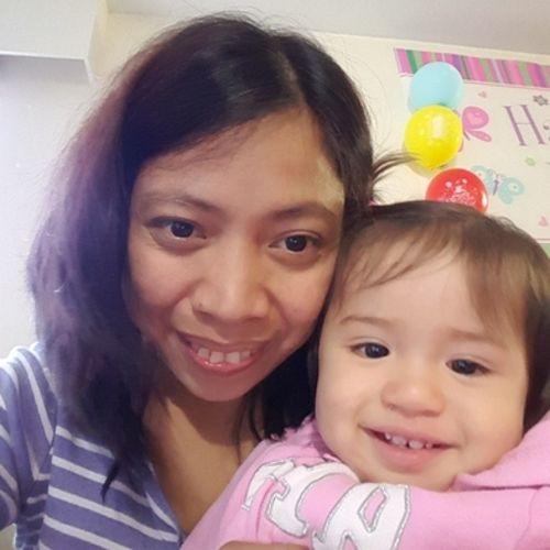 Canadian Nanny Provider Annaliza Obra's Profile Picture