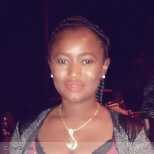 Canadian Nanny Provider Isatou Njie's Profile Picture
