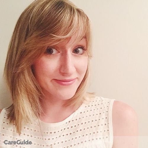 Canadian Nanny Provider Catherine Tildesley's Profile Picture