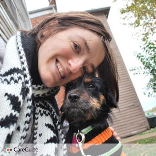 Pet Care Provider Rachel Maxwell's Profile Picture