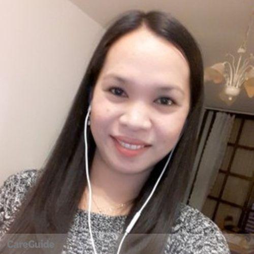 Canadian Nanny Provider Imelda Mendoza's Profile Picture