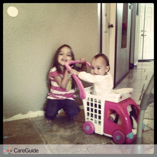 Child Care Job Grecia Gibson's Profile Picture