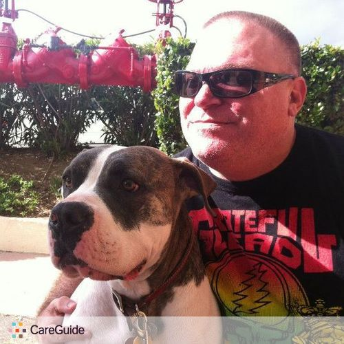 Pet Care Provider Mike McKernan's Profile Picture
