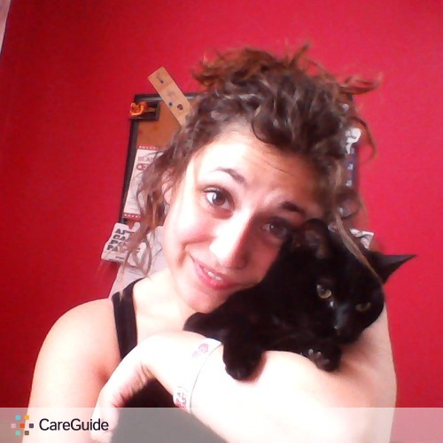 Pet Care Provider Brianna N's Profile Picture