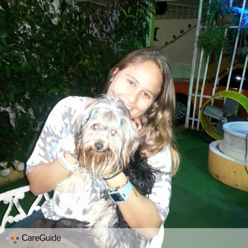Pet Care Provider Gabriela Lamanna's Profile Picture