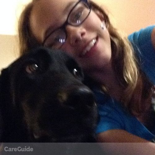 Pet Care Provider Abbey C's Profile Picture