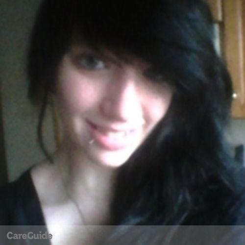 Canadian Nanny Provider Alyssa Harria's Profile Picture