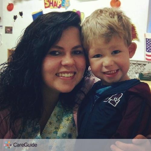 Child Care Provider Katie Rymer's Profile Picture