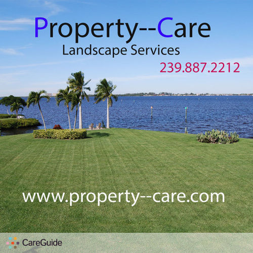 Property care landscape services landscaper in fort for Landscaping rocks fort myers fl