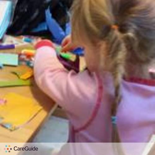 Child Care Provider Grace Stride's Profile Picture