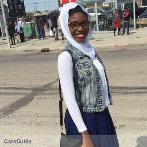 Canadian Nanny Provider Mutiat Musa's Profile Picture