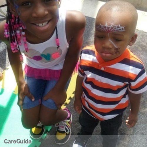 Child Care Provider Jalessa J's Profile Picture
