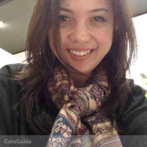 Canadian Nanny Provider Larizza I's Profile Picture
