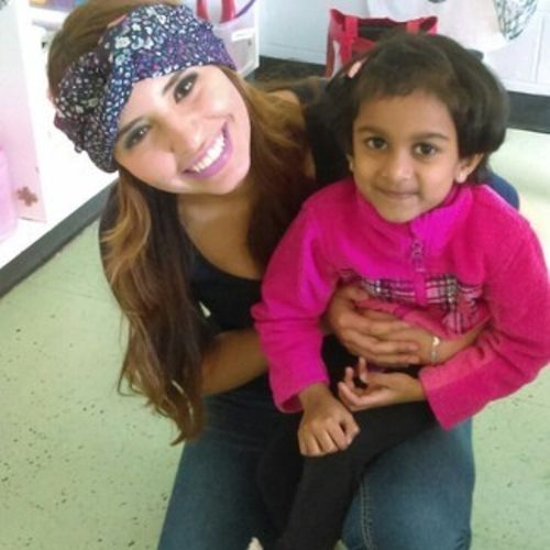 Canadian Nanny Provider Maria Paula Velasco's Profile Picture