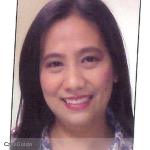 Canadian Nanny Provider Eva Topacio's Profile Picture
