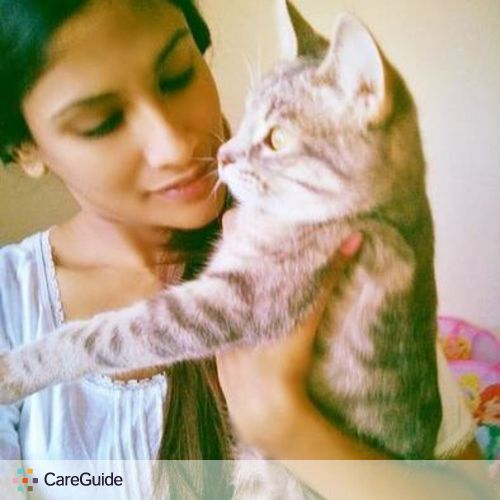 Pet Care Provider Meera Kalaivanan's Profile Picture