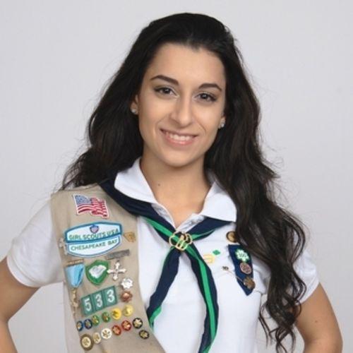 Child Care Provider Sophia Angeletakis's Profile Picture