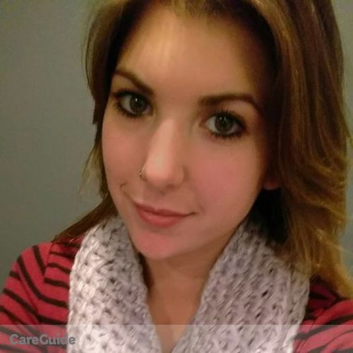 Canadian Nanny Provider Brittany Steinwand's Profile Picture