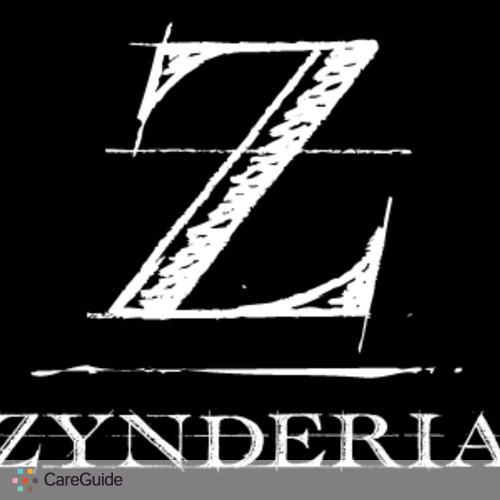 Videographer Provider Zynderia P's Profile Picture