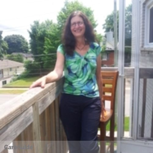 Canadian Nanny Provider Teresa T's Profile Picture