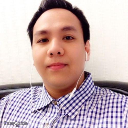 Canadian Nanny Provider Franco S's Profile Picture