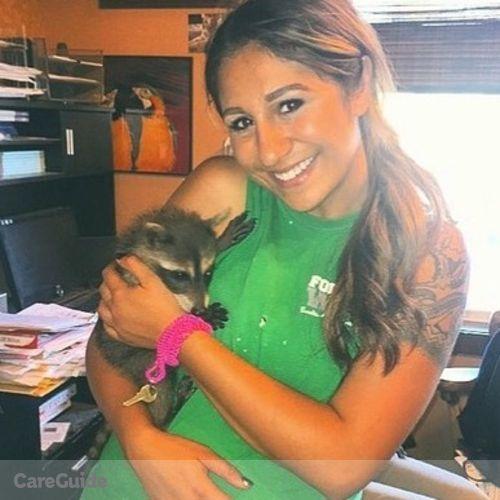Pet Care Provider Anissa B's Profile Picture