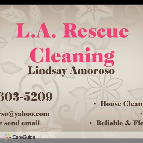 Housekeeper Provider Lindsay Amoroso's Profile Picture