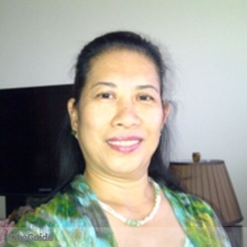 Canadian Nanny Provider Rossana R's Profile Picture