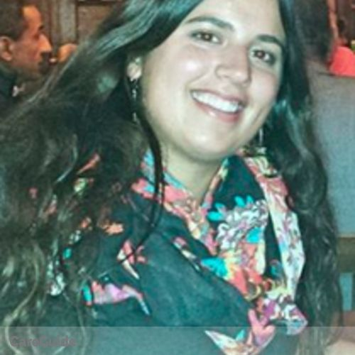 Canadian Nanny Provider Isabel Bacalao's Profile Picture
