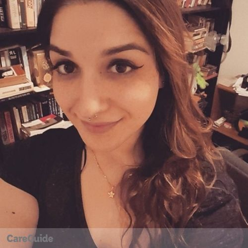 Canadian Nanny Provider Sabrina Panzini's Profile Picture