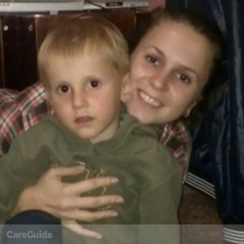 Canadian Nanny Provider Nastia Yachminska's Profile Picture