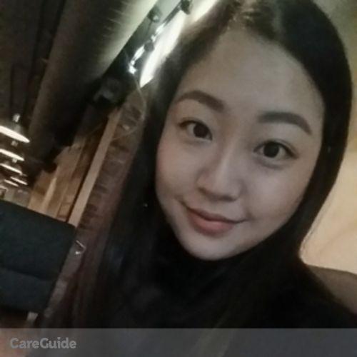 Canadian Nanny Provider Jeena Choi's Profile Picture