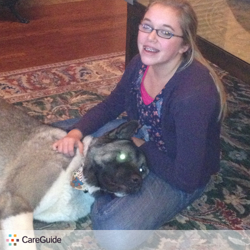 Pet Care Provider Samantha Roberge's Profile Picture