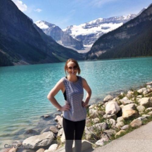 Canadian Nanny Provider Stella Croll's Profile Picture