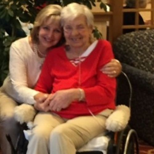 Elder Care Job Kathy B's Profile Picture