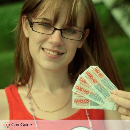 Child Care Provider Jessica-Mae McNeely's Profile Picture
